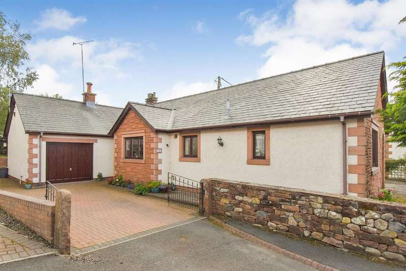 3 Bedrooms Bungalow for sale in Eden Garth, Langwathby, Penrith
