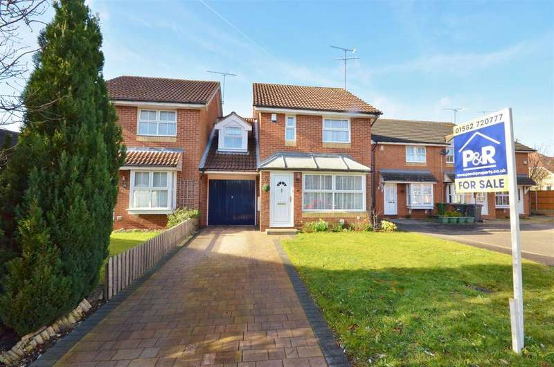 3 Bedrooms Link Detached House for sale in Cresswell Gardens, Barton Hills,