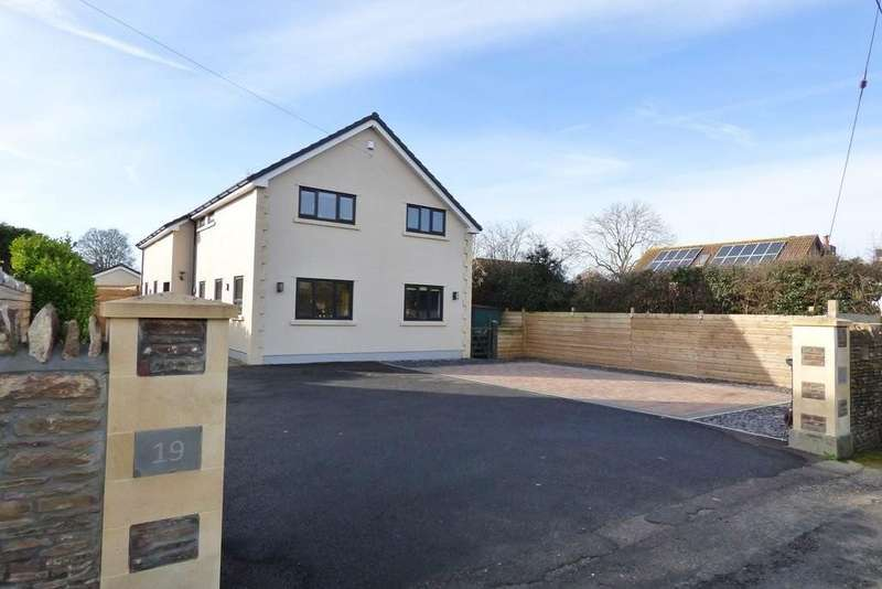 4 Bedrooms Detached House for sale in Church Lane, Coalpit Heath