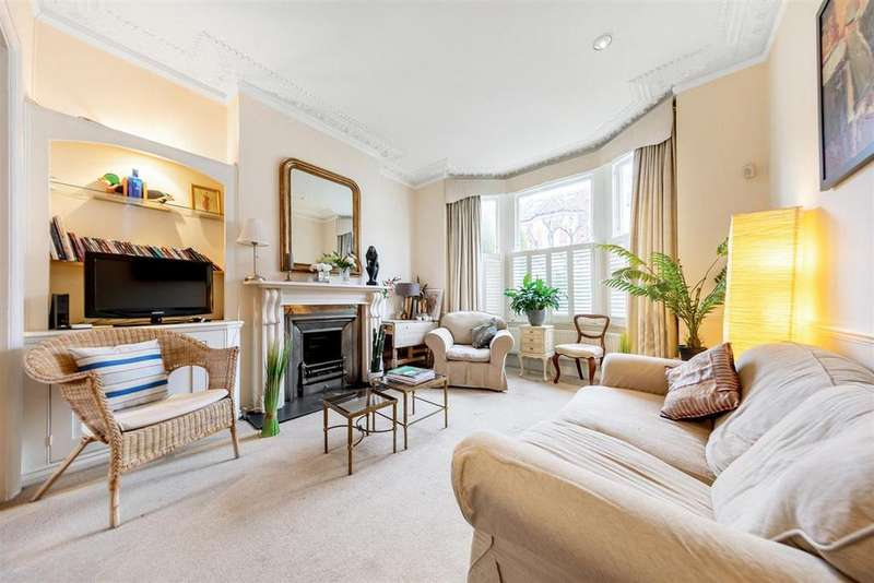 5 Bedrooms Terraced House for sale in Kelmscott Road, SW11