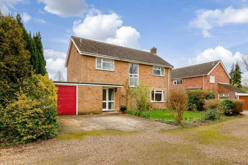 4 Bedrooms Detached House for sale in Green Drift, Royston
