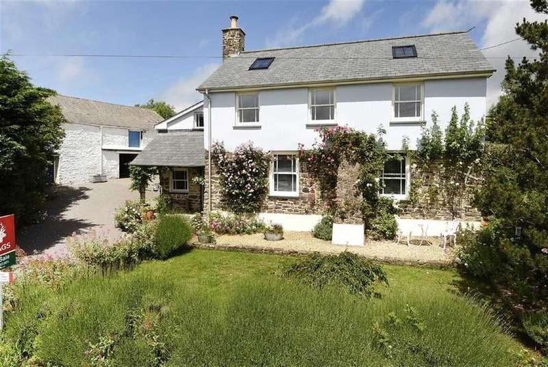 5 Bedrooms Detached House for sale in North Buckland, Georgeham, Braunton, Devon, EX33