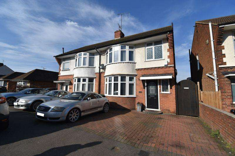 3 Bedrooms Semi Detached House for sale in Blundell Road, Luton