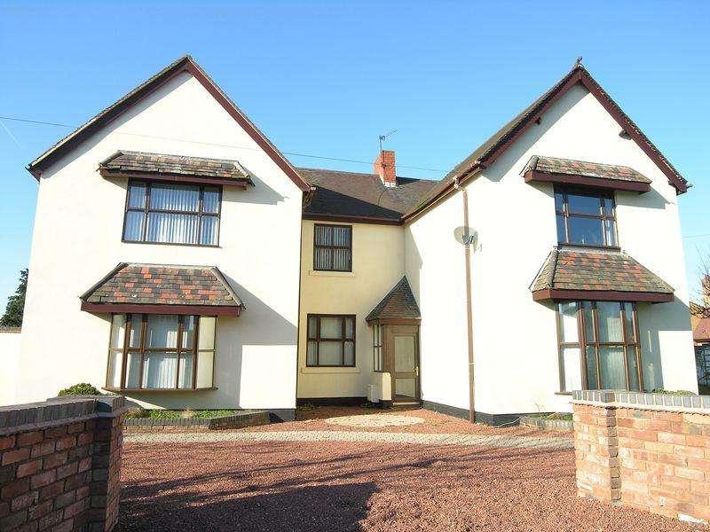 5 Bedrooms Detached House for sale in Wolverhampton Road, Pelsall