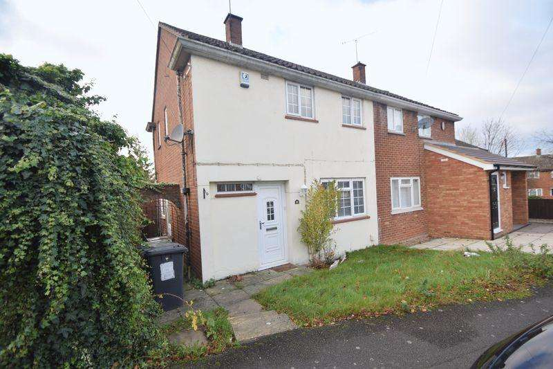 2 Bedrooms Semi Detached House for sale in Hayhurst Road, Luton