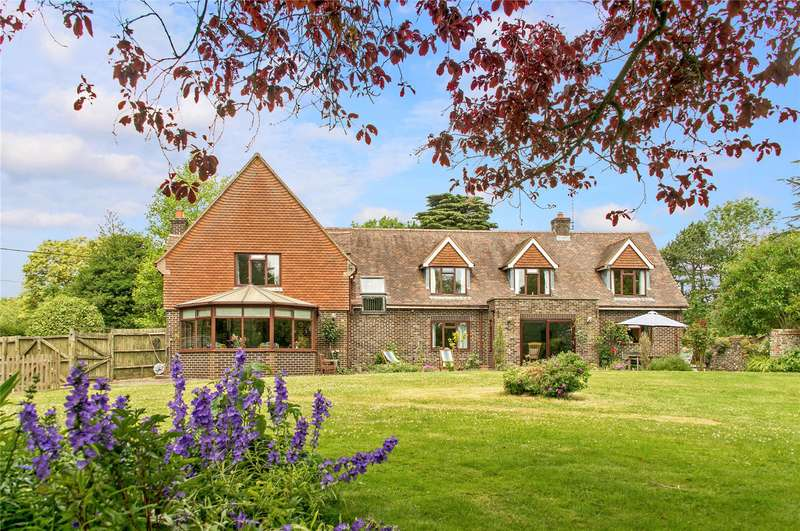 5 Bedrooms Detached House for sale in Newton Toney Road, Allington, Salisbury, Wiltshire, SP4