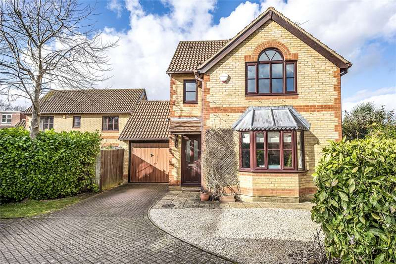 4 Bedrooms Detached House for sale in Gardeners Road, Winkfield Row, Bracknell, Berkshire, RG42