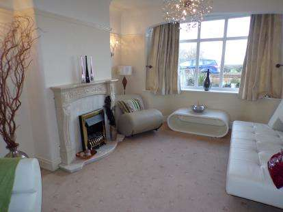 3 Bedrooms Semi Detached House for sale in Southworth Lane, Newton Le Willows, Merseyside
