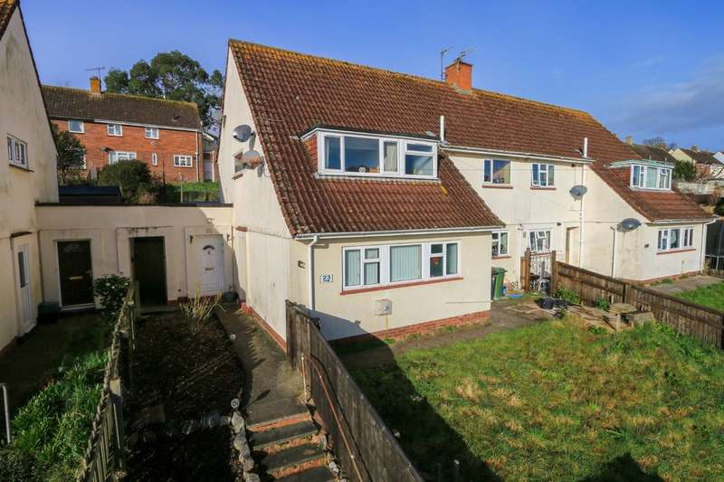 2 Bedrooms Maisonette Flat for sale in Coleman Avenue, Teignmouth