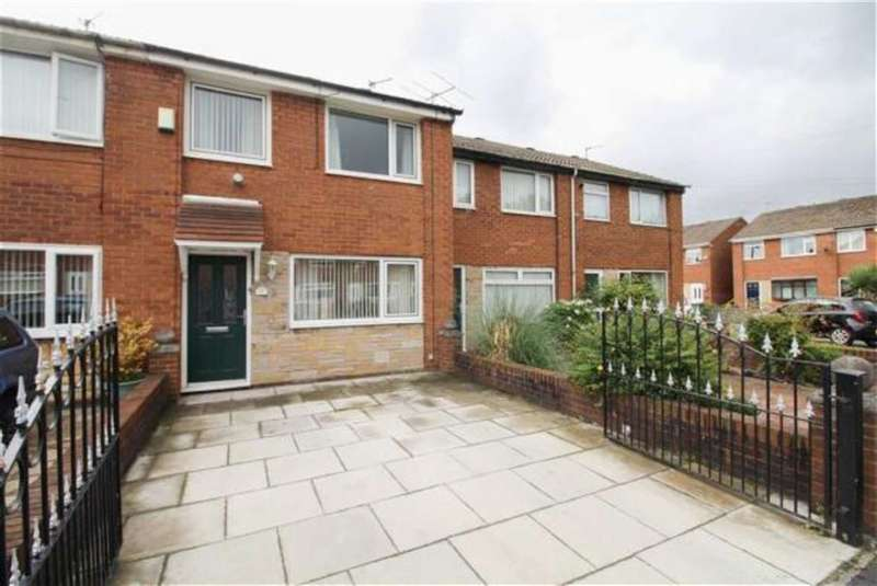 3 Bedrooms Terraced House for sale in Broadfield Grove, Reddish, Stockport