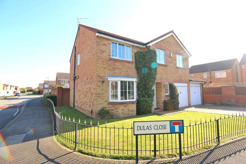 4 Bedrooms Detached House for sale in Dulas Close