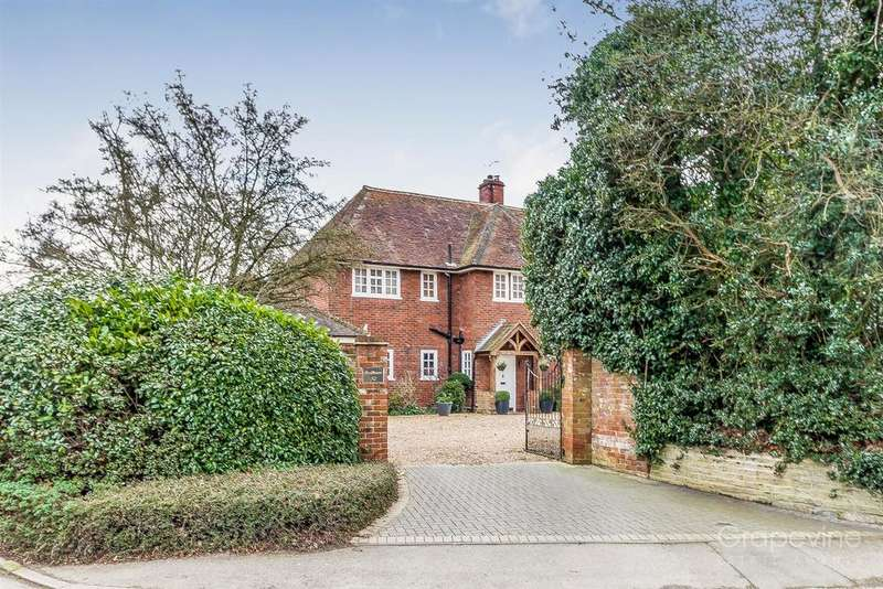4 Bedrooms Detached House for sale in Church Road, Woodley, Reading
