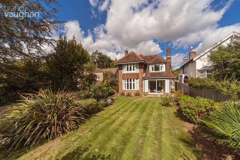 5 Bedrooms Detached House for sale in Harrington Road, Brighton, East Sussex, BN1