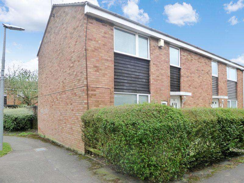 3 Bedrooms End Of Terrace House for sale in Brentwood Close, Dunstable