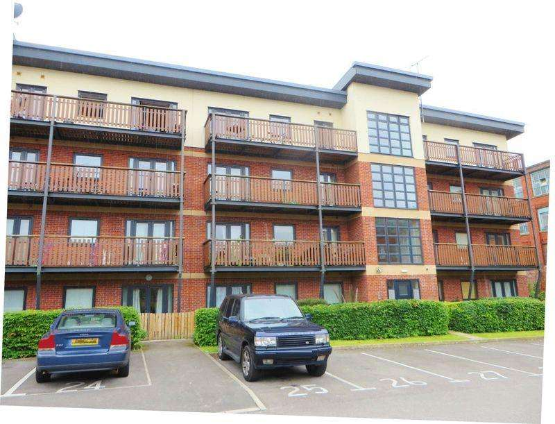 2 Bedrooms Ground Flat for sale in 25% SHARE - Canalside, Radcliffe, M26 3BJ