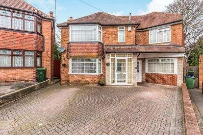 5 Bedrooms Detached House for sale in Charlemont Avenue, West Bromwich, West Midlands