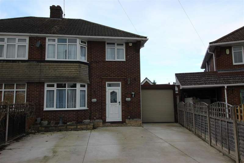 3 Bedrooms Semi Detached House for sale in Fallowfield, Luton