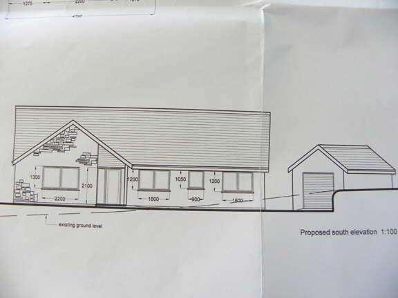 3 Bedrooms Bungalow for sale in Plots 1- 4, Site Adj To Tygwyn Farm, Llanllwni