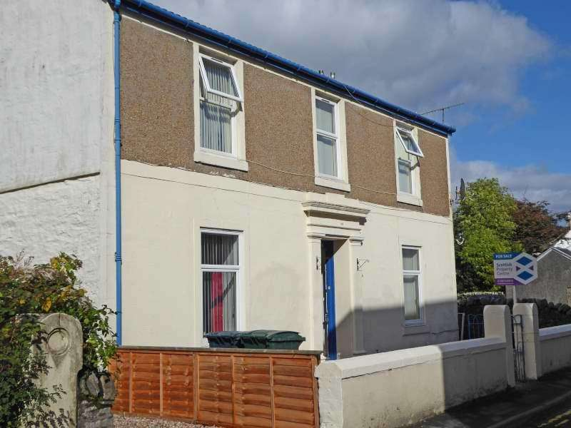 3 Bedrooms Flat for sale in Clyde Street, Dunoon, Argyll, PA23