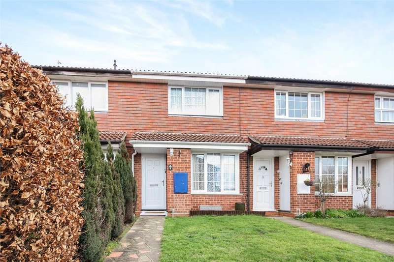 2 Bedrooms Terraced House for sale in Armstrong Way, Woodley, Reading, Berkshire, RG5
