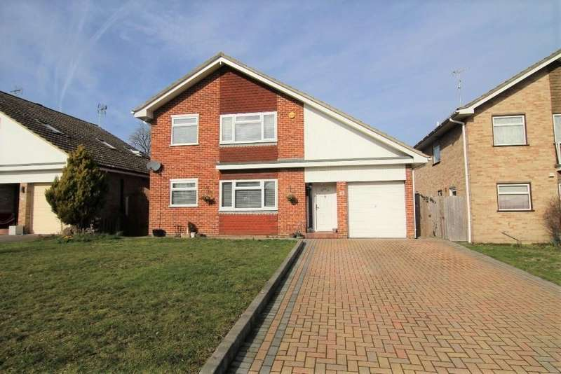 3 Bedrooms Detached House for sale in Starmead Drive, Wokingham