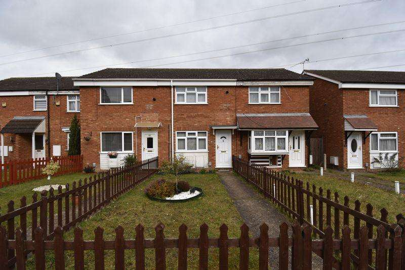 2 Bedrooms Terraced House for sale in Fareham Way, Houghton Regis