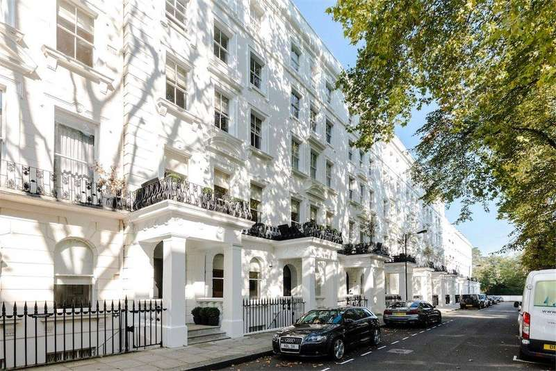 3 Bedrooms Flat for sale in Craven Hill Gardens, Bayswater, London, W2