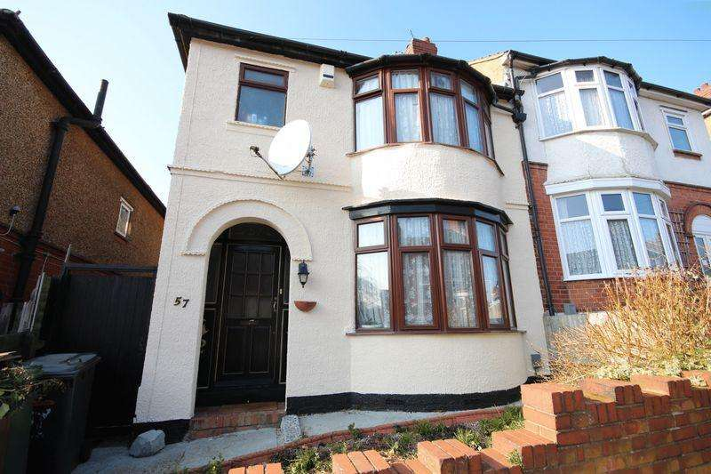 3 Bedrooms Semi Detached House for sale in 3 bed traditional in Round Green