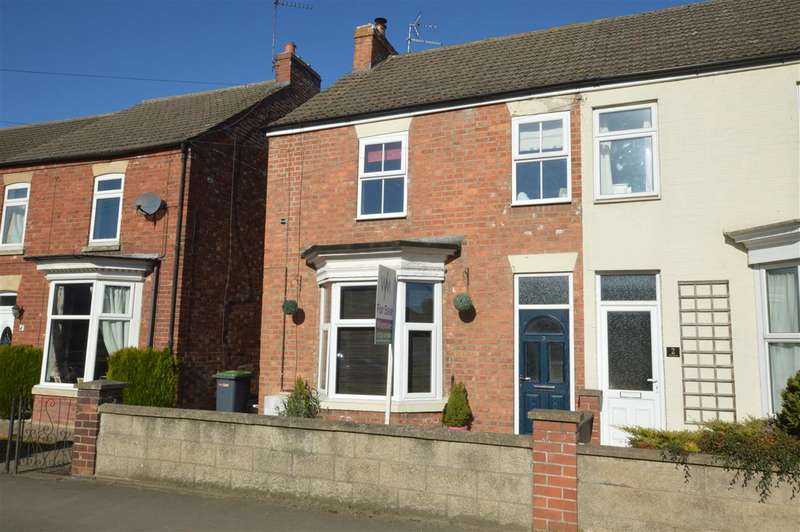 3 Bedrooms Semi Detached House for sale in The Drove, Sleaford