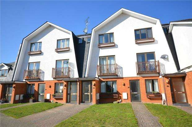 2 Bedrooms Maisonette Flat for sale in Braeside, Binfield, Bracknell