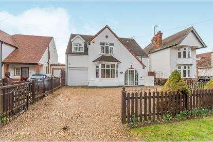 4 Bedrooms Detached House for sale in Linkside, Bretton, Peterborough, Cambridgeshire