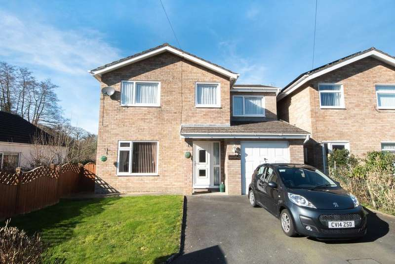 4 Bedrooms Detached House for sale in Borth, Ceredigion