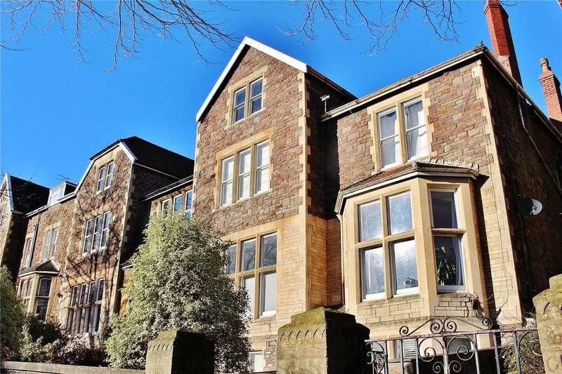3 Bedrooms Maisonette Flat for sale in Redland Road, Bristol, Somerset, BS6