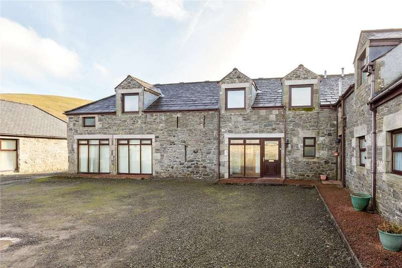 3 Bedrooms Semi Detached House for sale in Mill House, Carlesgill, Westerkirk, Langholm, Dumfries Galloway