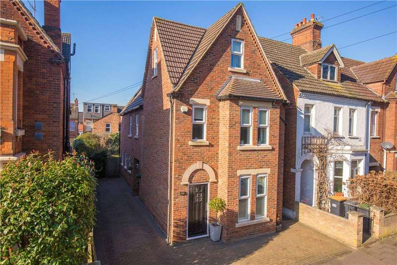 4 Bedrooms Detached House for sale in Foster Hill Road, Bedford, Bedfordshire