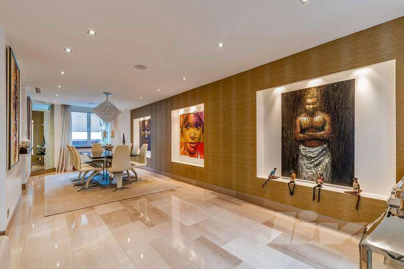 4 Bedrooms House for sale in Penthouse 1, Avenue Road, St Johns Wood, NW8