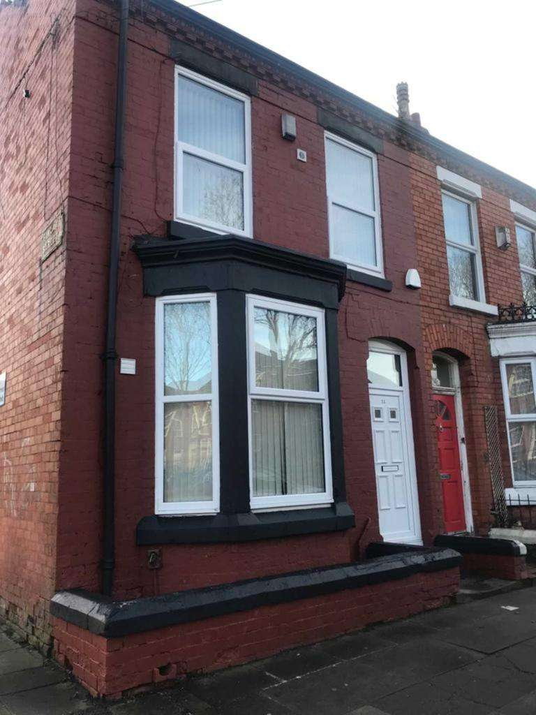6 Bedrooms Terraced House for sale in Phillimore Road, Liverpool