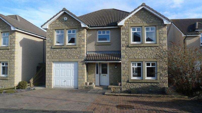 4 Bedrooms Detached Villa House for sale in Sandwell crescent, Kirkcaldy