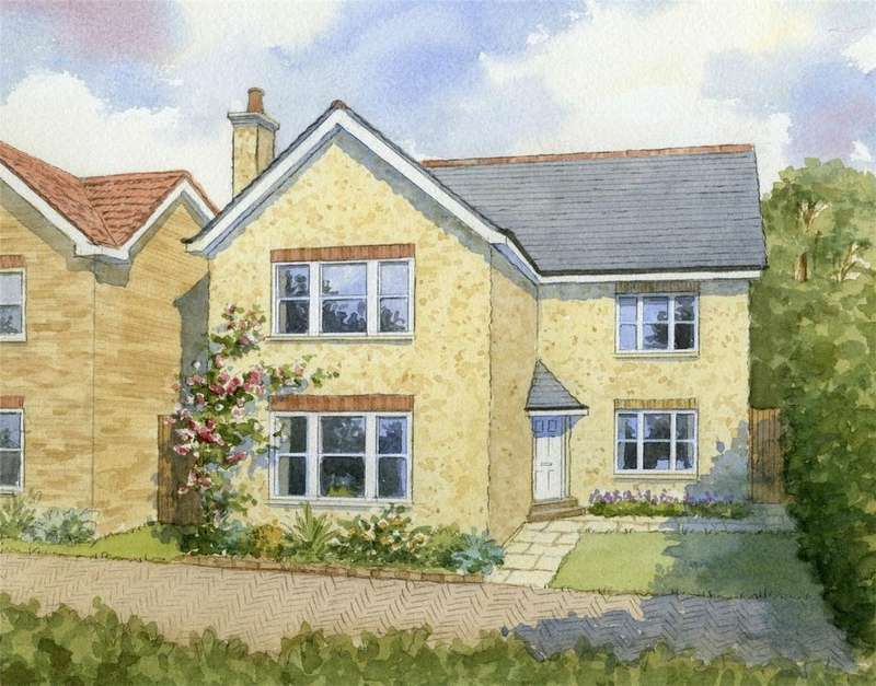 4 Bedrooms Detached House for sale in West End, Brampton, HUNTINGDON, Cambridgeshire