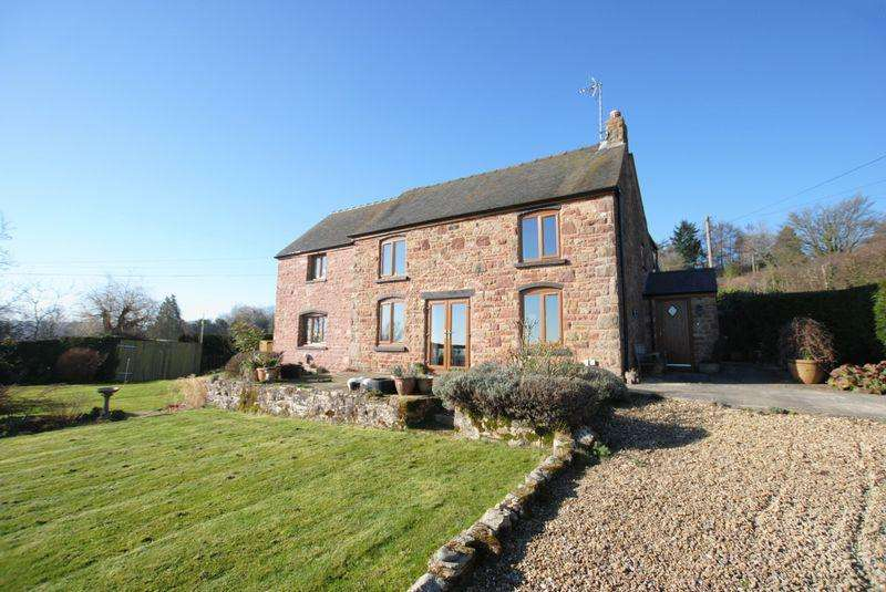 4 Bedrooms Detached House for sale in May Hill, Longhope, Gloucestershire