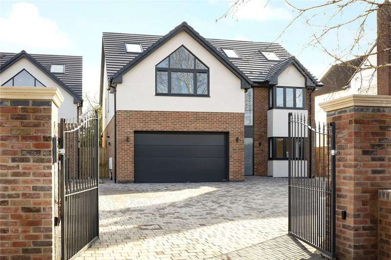 5 Bedrooms Detached House for sale in Bristol Road, Winterbourne, Bristol, BS36