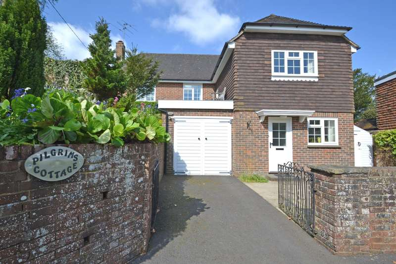 3 Bedrooms Detached House for sale in Graffham, Petworth, West Sussex, GU28
