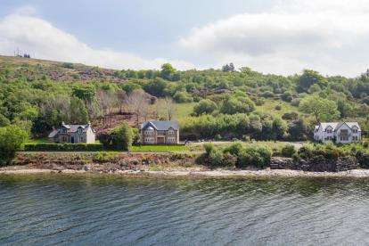 6 Bedrooms Detached House for sale in Strachur, Cairndow