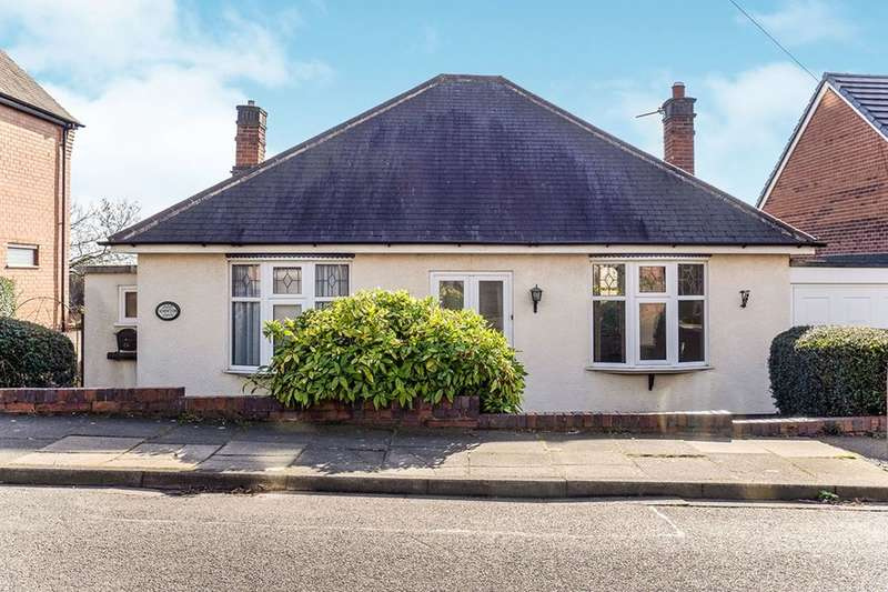 2 Bedrooms Detached Bungalow for sale in Darley Avenue, Toton, Nottingham, NG9