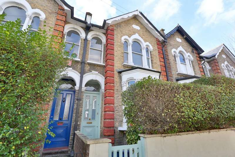4 Bedrooms Terraced House for sale in Woodlea Road, London