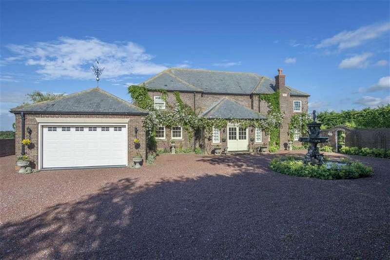 4 Bedrooms Country House Character Property for sale in Hornby, Northallerton