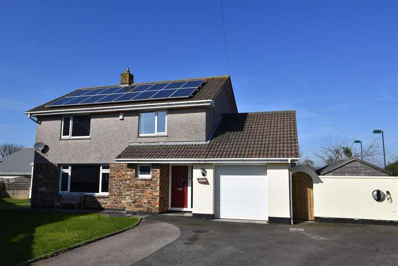 5 Bedrooms Detached House for sale in Trevingey Road, Redruth