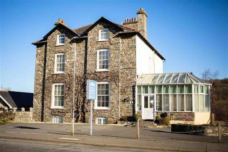 9 Bedrooms Guest House Commercial for sale in Lampeter Road, Aberaeron, Ceredigion