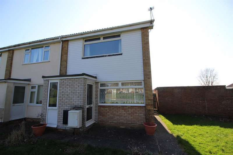 2 Bedrooms End Of Terrace House for sale in Northfield, Yate, Bristol, BS37 4LW