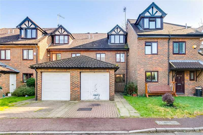 4 Bedrooms Terraced House for sale in Eliot Gardens, London